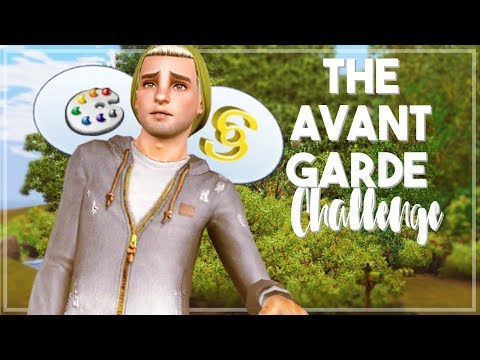 The Sims 3 | The Avant Garde Challenge |  Big Bucks, No Whammies [Part 1]
