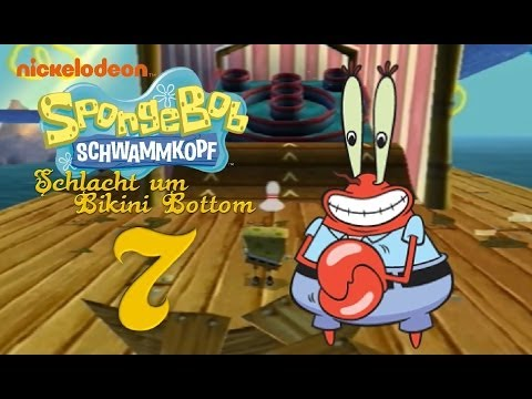 Sponge bob schlacht um bikini bottom download