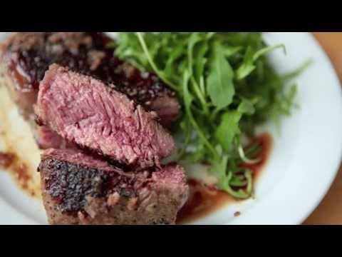 Нью-йорк стрип стейк (New York Strip Steak)