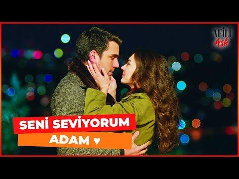 Ayşe ve Kerem SEVGİLİ Oldu! - Afili Aşk 22. Bölüm (FİNAL SAHNESİ)