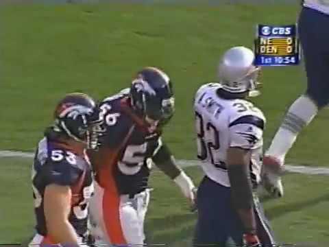 2001 Patriots @ Broncos