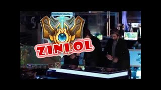 [ZinLOL]League of Legends Funny Moments Fails & Derps On the Competitive scene