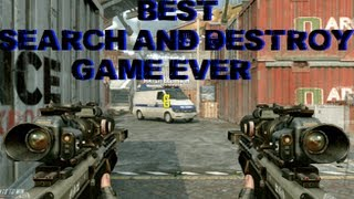 Best Search and Destroy Game Ever!!!!! (League Play)