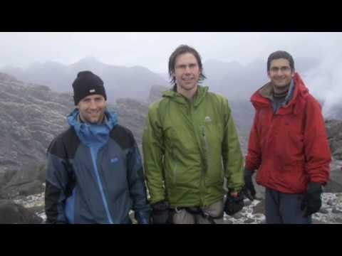 Cuillin Ridge May 2010