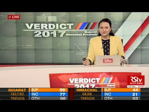 Gujarat, Himachal Assembly Election Results 2017 |Part-20