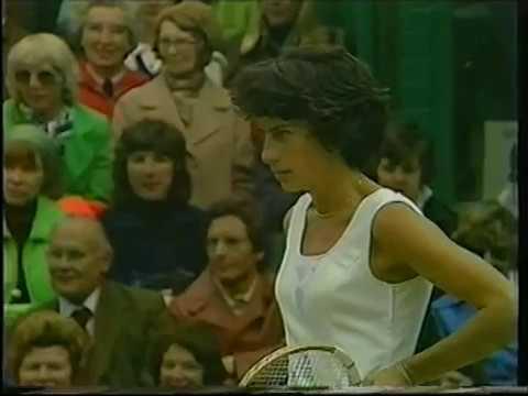 1978 Wimbledon SF Chris Evert vs Virginia Wade Part 2