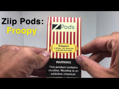 Ziip Pods - Froopy Review