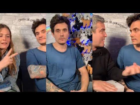 John Mayer On Instagram Live - Current Mood Season 2- Episode 1-  January 27,2019