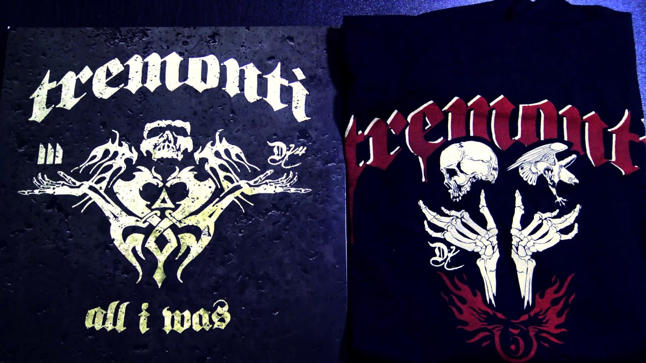 Tremonti S All I Was Vinyl Lp Holiday Pack Unboxing