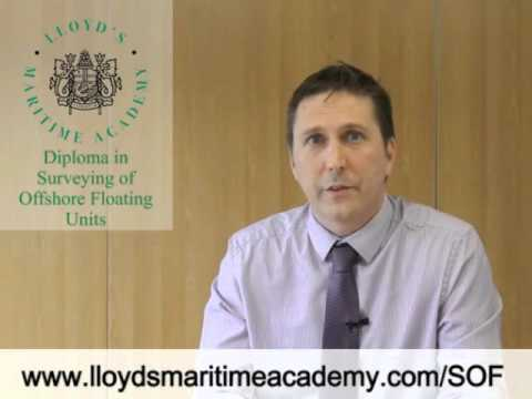 Surveying Offshore Floating Units tutored distance learning course