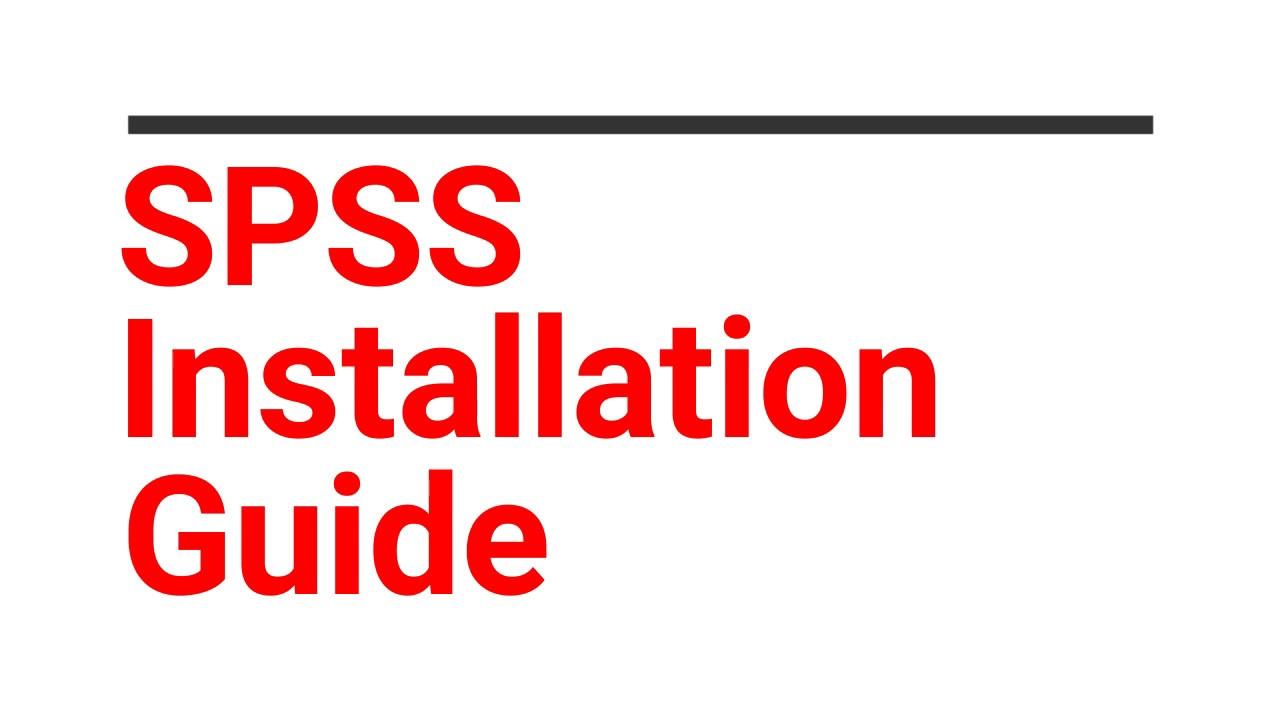 spss 32 bit free download windows 10