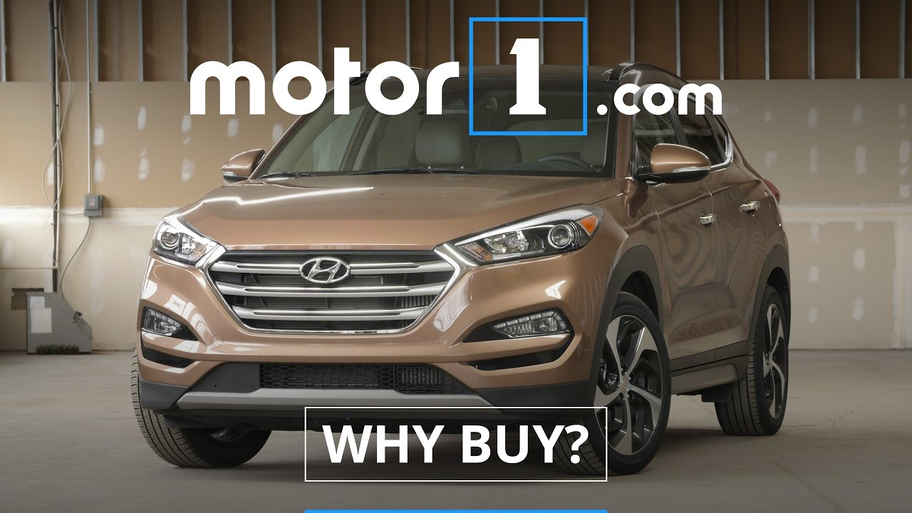 Why Buy 2017 Hyundai Tucson Limited Review