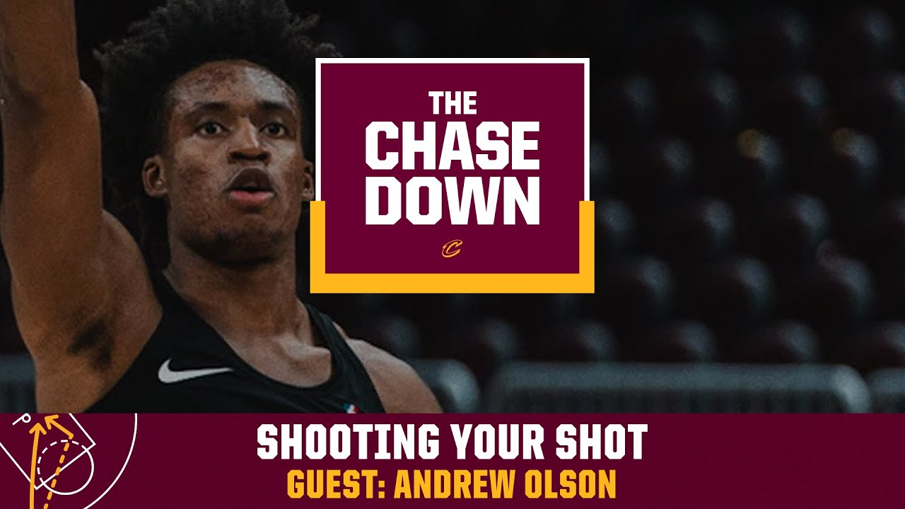 Chase Down Podcast Live: Shoot Your Shot with Andrew Olson