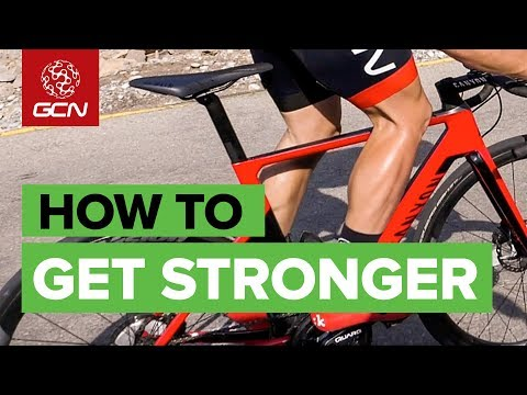 How To Improve Your Strength On The Bike