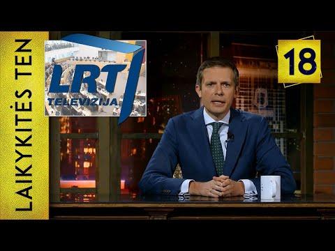 Mūšis dėl LRT ir Seimo apkaltos || Laikykitės ten su Andriumi Tapinu || S02E18