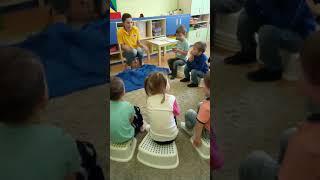 Английский язык Ахтырка деткам от 3 лет. Открытые уроки I can sing(7)