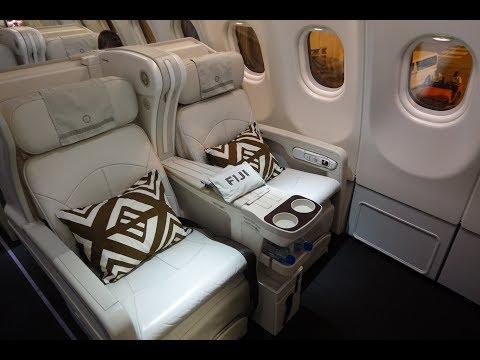 Review: Fiji Airways Business Class, A330-200