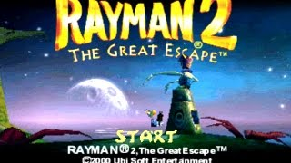 Rayman 2: The Great Escape | Playstation Longplay