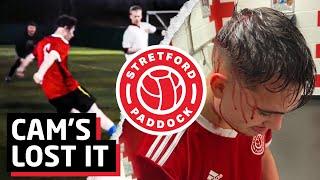 Cam's Lost His Head!   Paddock FC vs Patreon 6 a side
