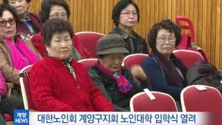3월 3주_제18회 대한노인회 계양구지회 부설 노인대학 입학식 개최 영상 썸네일