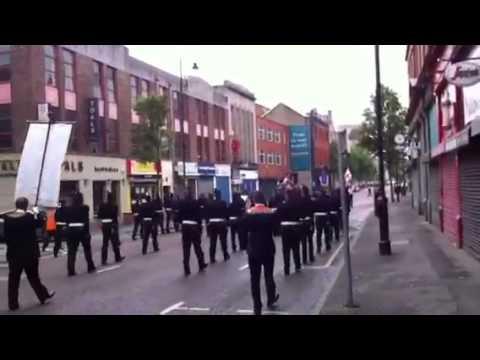 Citybeat News : Orange Order at St.Patrick