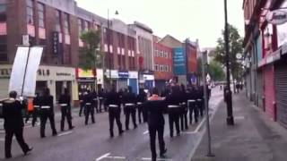 Citybeat News : Orange Order at St.Patrick