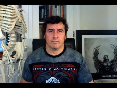 Frédéric Delavier appelle les insoumis et les autres a voter Marine le Pen.