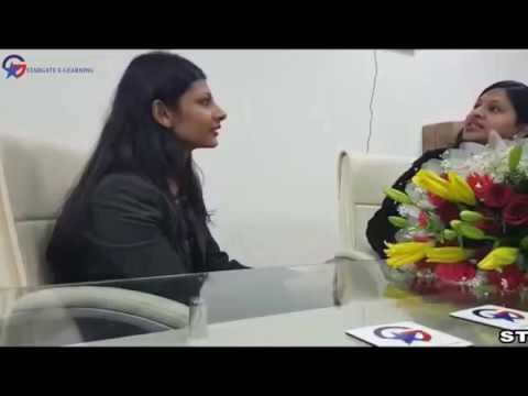 All India Rank 1 holder Eti Agarwal's  interview by CA Surbhi Bansal | Tips for CA Students