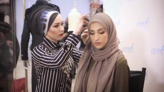 Live Hijab Tutorial and Style Tips with Nabiilabee & LookaMillion