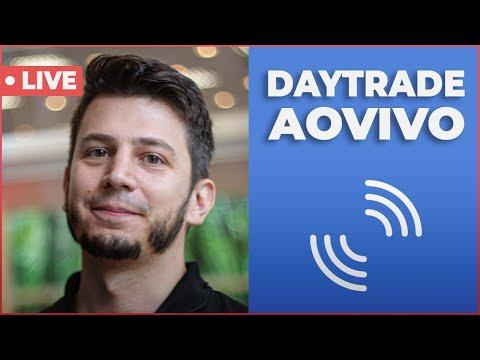 #DayTradeAoVivo No Portal Do Trader (02/07) - Bolsa De Valores Na Prática #daytrade