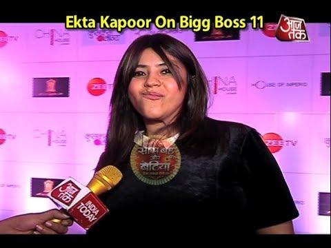 Ekta Kapoor, Karan Patel, Anita Hassanandani SUPPORT Vikas Gupta in Bigg Boss 11! Interview