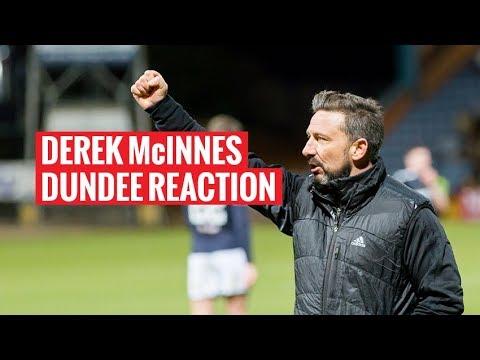 Dundee 0-1 Aberdeen | Derek McInnes