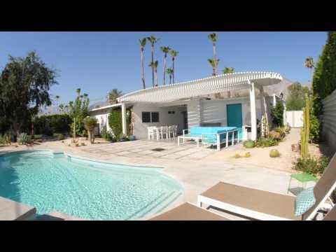 Meiselman mid-century Homes in Palm Springs