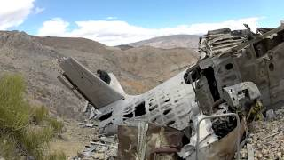 Albatros Aircraft Crash Sites