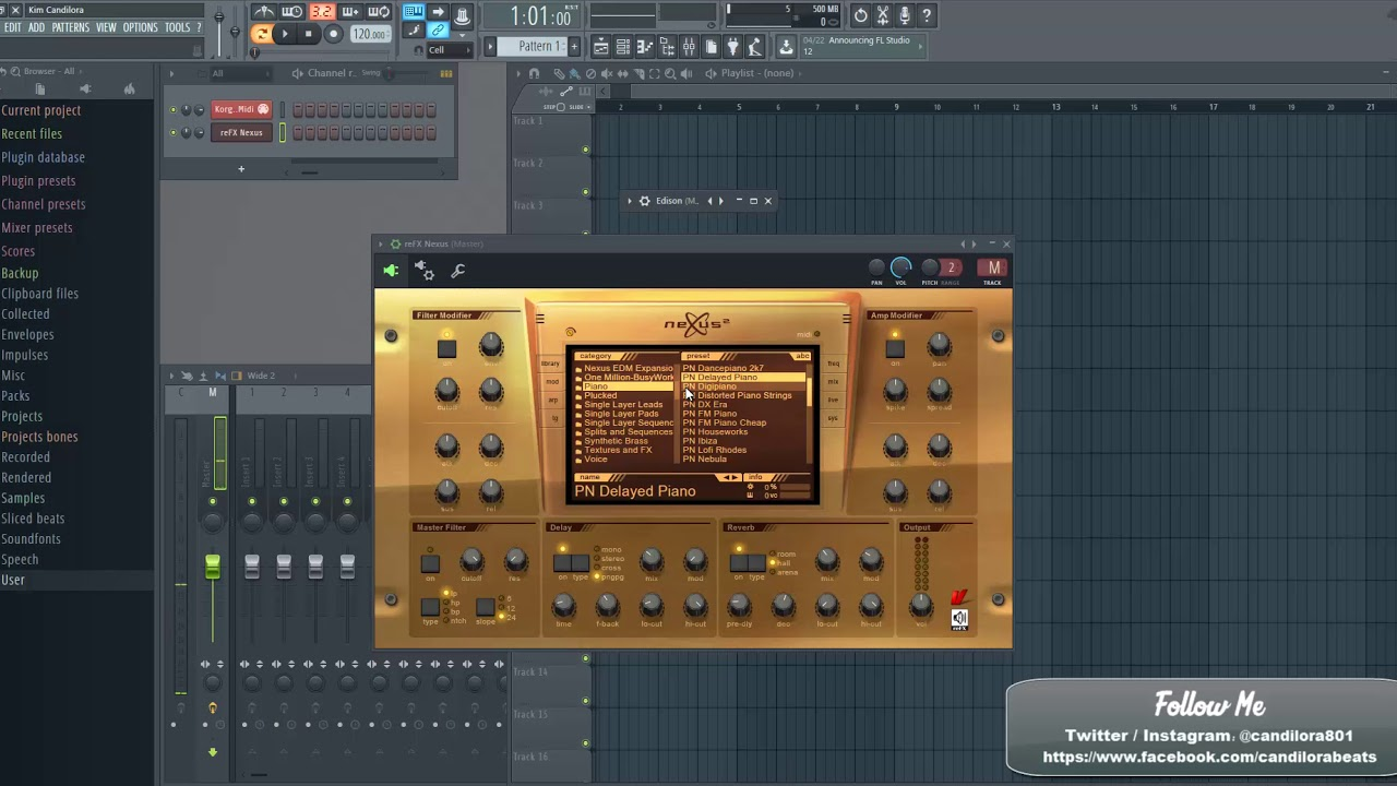 nexus fl studio 12 32 bit