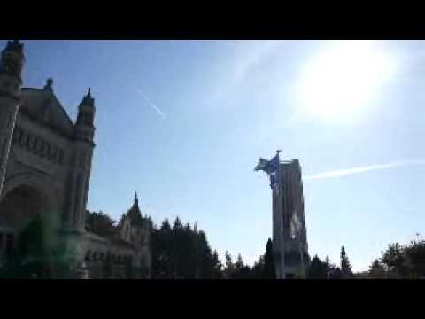フランス・リジューの聖テレジア大聖堂
