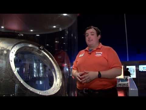 Tour Guide Talk: Soyuz Space Capsule
