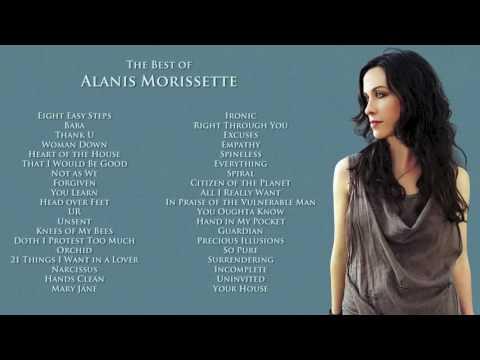 Alanis Morissette - The Best of Alanis Morissette - 38 songs