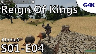 Steel, Oil and Gathering Routes | Reign of Kings Gameplay | S01E04