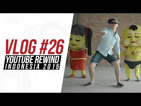 20 KALI TAKE YOUTUBE REWIND INDONESIA 2015 - #TIM2ONEVLOG