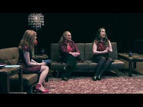 The BEAT with Mary Donnelly & Mary Lane Haskell 11/21/14 - (updated HD version)