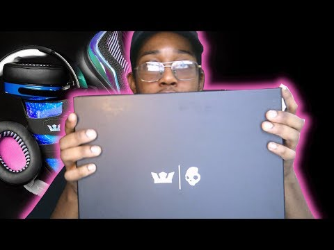 Supra x Skullcandy Limited Edition Unboxing