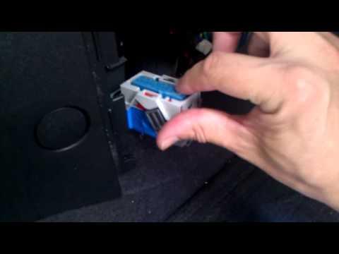Pontiac G6 brake light fix