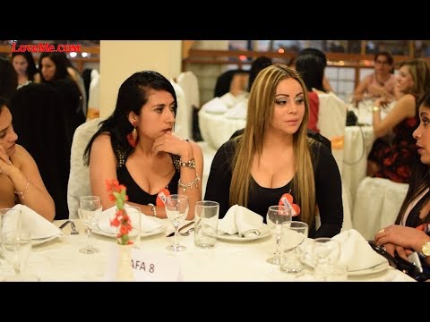 Latinas Seek Foreign Men at Peru International Dating Event from YouTube · Duration:  3 minutes 9 seconds