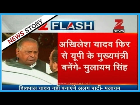 Mulayam Singh will do election campaign for SP-Congress alliance