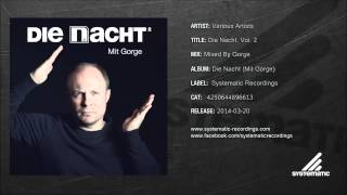 Various Artists - Die Nacht Vol.2  (mit Gorge)