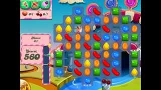 Candy Crush Saga: Level 95 (No Boosters 3★) iPad
