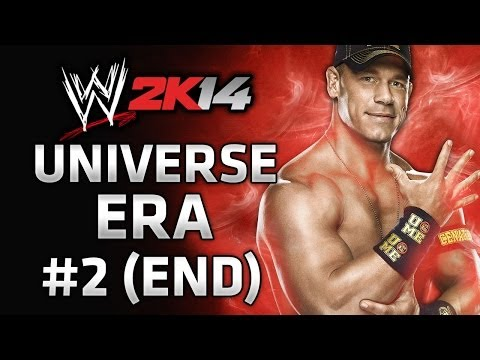 WWE 2K14 30 Years of Wrestlemania - Universe Era Ending - Gameplay Walkthrough Part 2