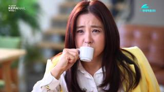 먹는 손톱영양제 케라네일 MAKING FILM (광고촬…