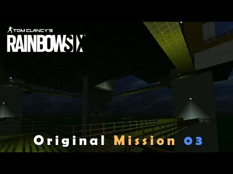 Tom Clancy's Rainbow Six Mission 03 - Operation : Angel Wire